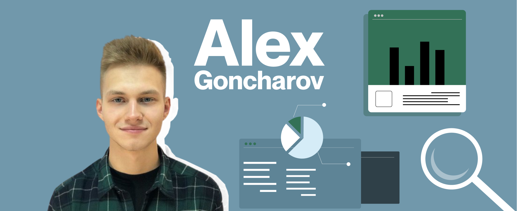 interview with Alex about first mobile marketing campaign